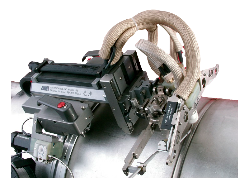 Narrow Groove Vision System